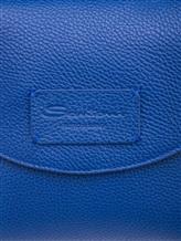 Сумка Santoni DFBBA1535 100% кожа Синий Италия изображение 6