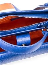 Сумка Santoni DFBBA1535 100% кожа Синий Италия изображение 7