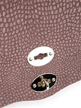 Сумка ZANELLATO 06134 100% кожа Какао Италия изображение 7