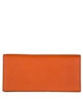 Портмоне Serapian 6233 100% кожа Оранжевый Италия изображение 1