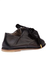Туфли Attilio Giusti Leombruni D741018 100% кожа Черный Италия изображение 3