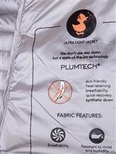 Куртка Save the Duck D3690W 100% нейлон Серый Китай изображение 5