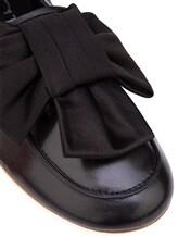 Туфли Attilio Giusti Leombruni D744015 100% кожа Черный Италия изображение 5