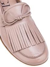 Туфли Attilio Giusti Leombruni D744009 100% кожа Какао Италия изображение 5