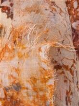 Палантин Faliero Sarti 2052 49% модал, 34% купра, 9% шёлк, 8% полиэстер рыже-коричневый Италия изображение 1