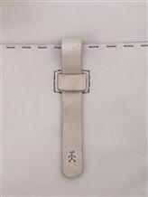 Сумка Henry Beguelin BU1401 100% кожа Светло-серый Италия изображение 4