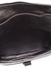 Сумка Henry Beguelin BU1401 100% кожа Черный Италия изображение 6