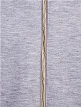 Полупальто Herno GC0179D 60% полиэстер, 40% хлопок Светло-серый Италия изображение 4