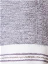 Полупальто Herno GC0179D 60% полиэстер, 40% хлопок Светло-серый Италия изображение 5