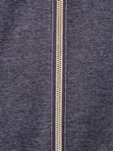 Полупальто Herno GC0179D 60% полиэстер, 40% хлопок Темно-серый Италия изображение 4