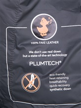 Куртка Save the Duck D3362W 58% полиуретан, 42% вискоза Темно-зеленый Китай изображение 5