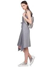 Рюкзак Lorena Antoniazzi LP33111B03 100% кожа Серый Италия изображение 0