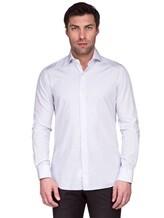 Рубашка XACUS 292ML 100%хлопок Голубой Италия изображение 1
