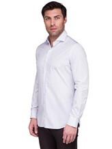 Рубашка XACUS 292ML 100%хлопок Голубой Италия изображение 2