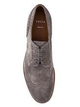 Ботинки EREDA DU1367DANIUF0 100% кожа Серый Италия изображение 4