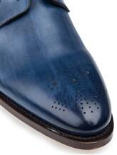 Ботинки Santoni MCWI13741 100% кожа Темно-синий Италия изображение 5