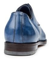 Ботинки Santoni MCWI13741 100% кожа Темно-синий Италия изображение 9