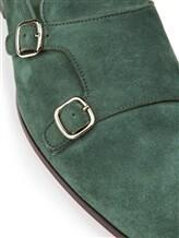 Туфли Santoni MCNC13907 100% кожа Зеленый Италия изображение 5