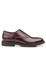 Ботинки Brunello Cucinelli 996 100% кожа Темно-бордовый Италия изображение 1