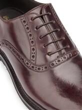 Ботинки Brunello Cucinelli 996 100% кожа Темно-бордовый Италия изображение 5