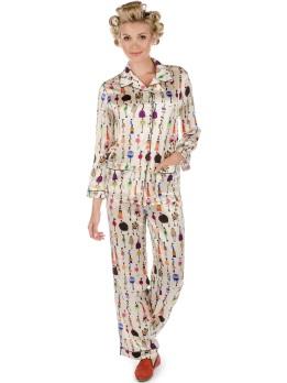 пижама Giles 1009,3002