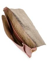 Сумка Henry Beguelin BD3846 100% кожа быка Розовый Италия изображение 5