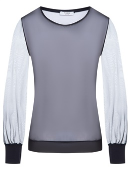 Блузка (текстиль) Peserico S06138J0