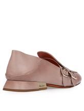 Туфли Santoni WUDM57807 100% кожа теленка Бежевый Италия изображение 3