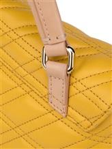 Сумка ZANELLATO 06377 100% кожа ягненка Желтый Италия изображение 3
