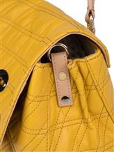 Сумка ZANELLATO 06377 100% кожа ягненка Желтый Италия изображение 5