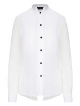 Блузка (текстиль) Piazza Sempione PC085 100%хлопок Белый Италия изображение 0