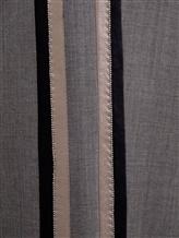 Брюки (текстиль) Peserico P04775 96% шерсть 4% эластан Серый Италия изображение 3