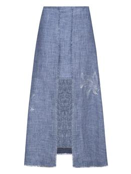 Юбка (текстиль) Lorena Antoniazzi LP3512G02R
