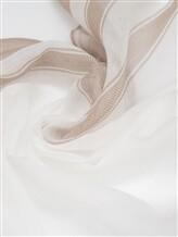Палантин (текстиль) Agnona AS505Y 100%хлопок Бежевый Италия изображение 1