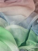 Платок Faliero Sarti 2003 80% модал, 20% кашемир Мультиколор Италия изображение 2