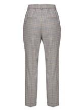 Брюки (текстиль) Peserico P04754 56% шерсть, 36% вискоза, 5% хлопок, 3% эластан Серый Италия изображение 1