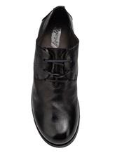 Туфли Marsell MM2380 100% кожа теленка Черный Италия изображение 5