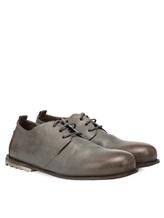 Туфли Marsell MM2591 100% кожа теленка Светло-серый Италия изображение 0