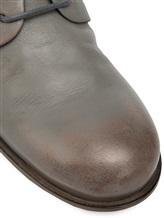 Туфли Marsell MM2591 100% кожа теленка Светло-серый Италия изображение 2