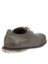 Туфли Marsell MM2591 100% кожа теленка Светло-серый Италия изображение 4