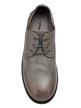 Туфли Marsell MM2591 100% кожа теленка Светло-серый Италия изображение 5