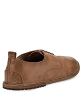 Туфли Marsell MM1449 100% кожа теленка Бежевый Италия изображение 4