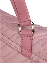 Сумка ZANELLATO 06378 100% кожа ягненка Розовый Италия изображение 4