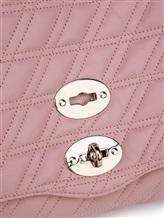 Сумка ZANELLATO 06378 100% кожа ягненка Розовый Италия изображение 5