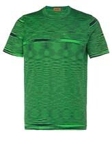 Футболка Missoni MUL00021 100%хлопок Зеленый Италия изображение 0