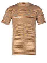 Футболка Missoni MUL00021 100%хлопок Оранжевый Италия изображение 0