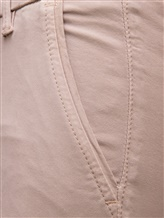Брюки (текстиль) Bruno Manetti Z1T220 85% хлопок, 12% эластомультиэстер , 3% эластан Бежевый Италия изображение 3