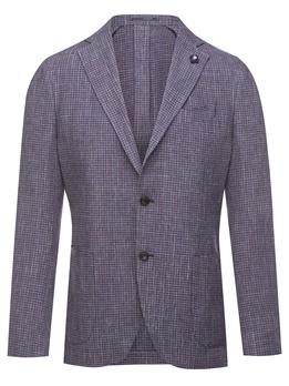 Пиджак (текстиль) Lardini EG528AE