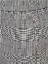 Брюки (текстиль) Peserico P04572 75% шерсть, 22% полиамид, 2% эластан, 1% полиэстер Серый Италия изображение 2