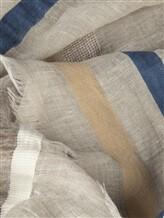 Палантин (текстиль) Lorena Antoniazzi LP35103SC1 80% лён, 20% хлопок Серо-бежевый Италия изображение 1